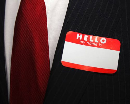 blank-business-nametag-picture-id157612847